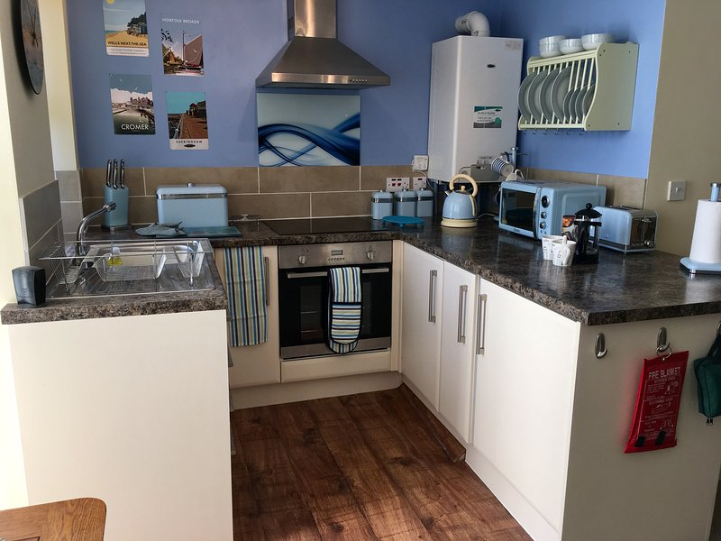 kitchen area with all facilities