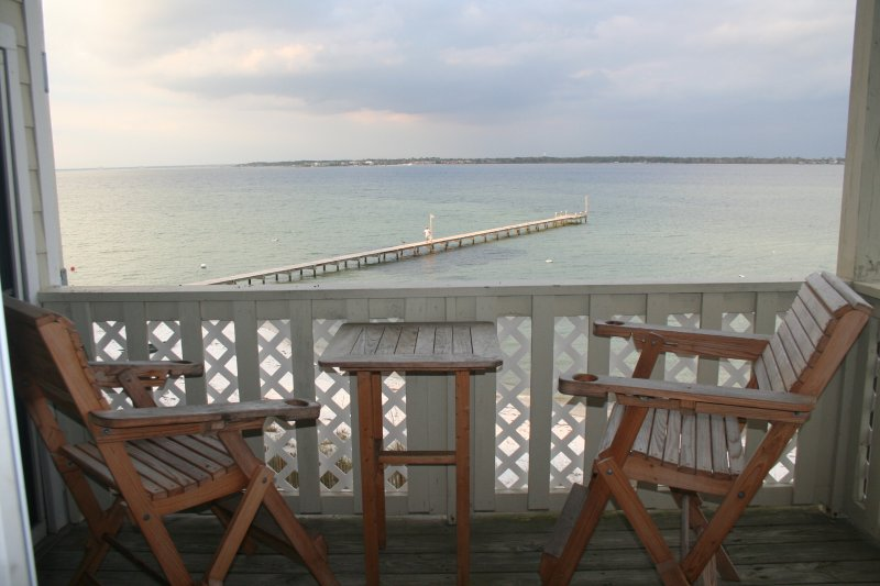 E7 - Watch the Sailboats from the Balcony – semesterbostad i Pensacola Beach