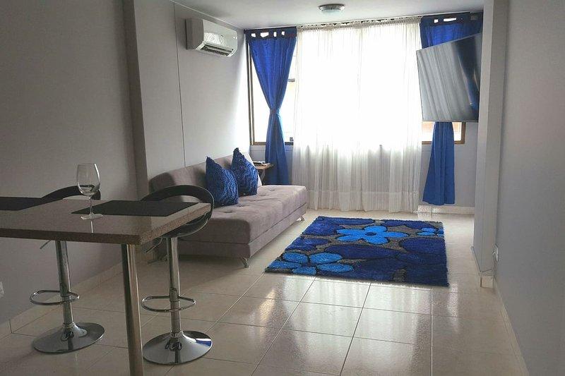 Excelente apartamento con la mejor ubicacion en la ciudad, vacation rental in Pichinde