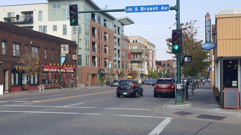 paysage urbain Uptown