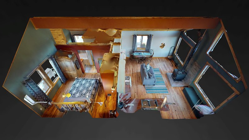 NEW 3D Virtual Tour of Cabins! See Below