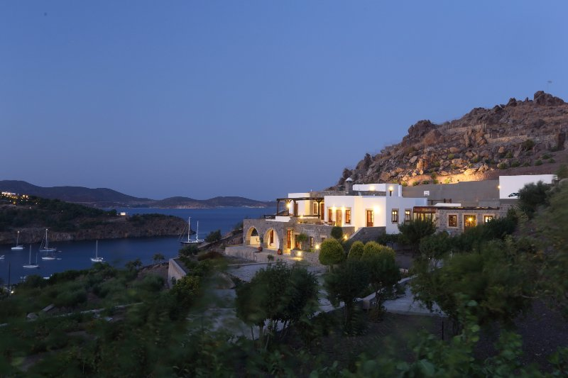 Villa Diamond, Luxury & Style, Patmos, casa vacanza a Grikos