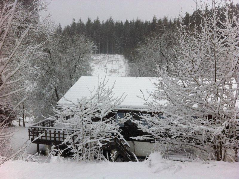 Chalet Ardennes, location de vacances à Hosingen