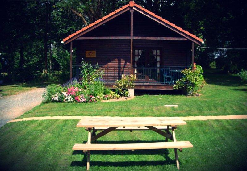 La Coterie Lodges, aluguéis de temporada em Gueret