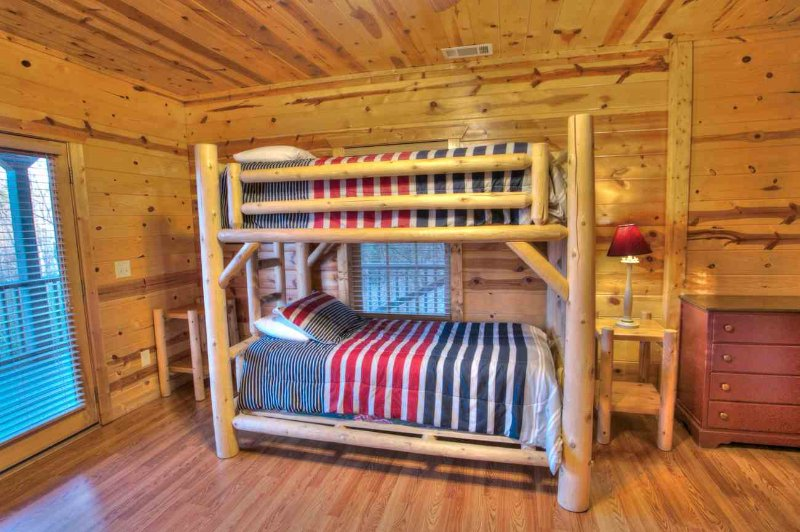 Lower Level Bunk