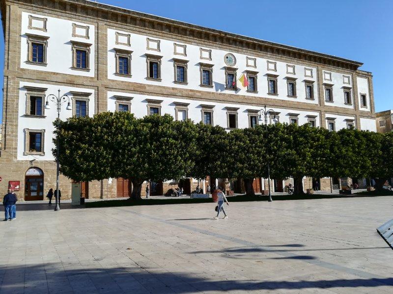 Palazzo Comunale- centro histórico de Sciacca