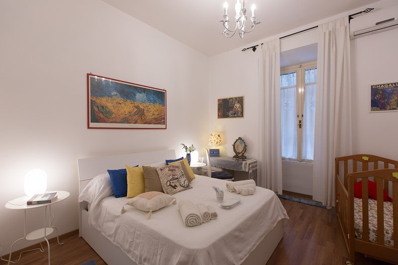 TURATI HOME, holiday rental in Rome