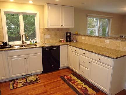 Outra vista da cozinha