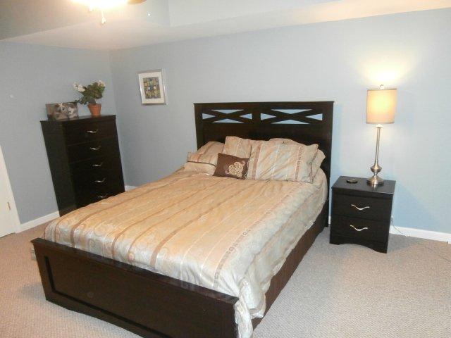 Bottom Floor Master Suite w/ Bathroom & Flat Screen TV