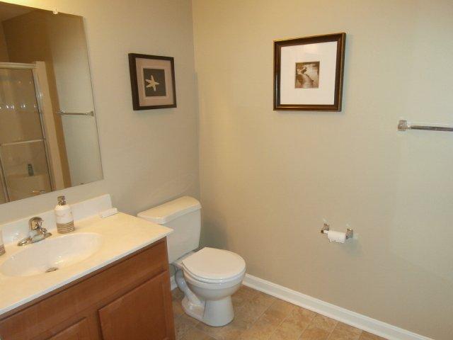 Bottom Floor Master Bathroom