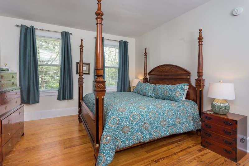 Bottom Level Bedroom w/ King Bed