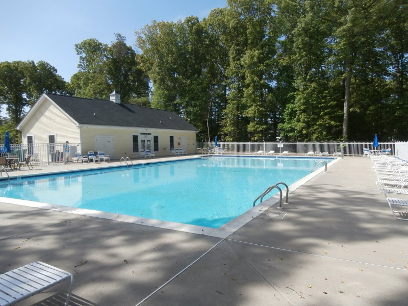 2nd Community Pool; nice and wooded/shade.  This pool is less than a 1/2 block from home on a cul-de-sac perfect location