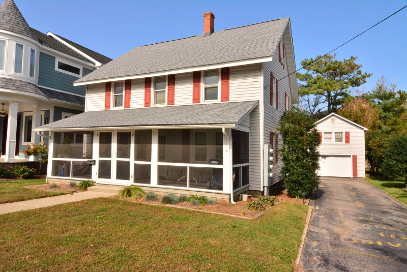 Welcome to Philadelphia Street Unit A- Beautifully Renovated Unit. Porch is shared with neighboring unit.