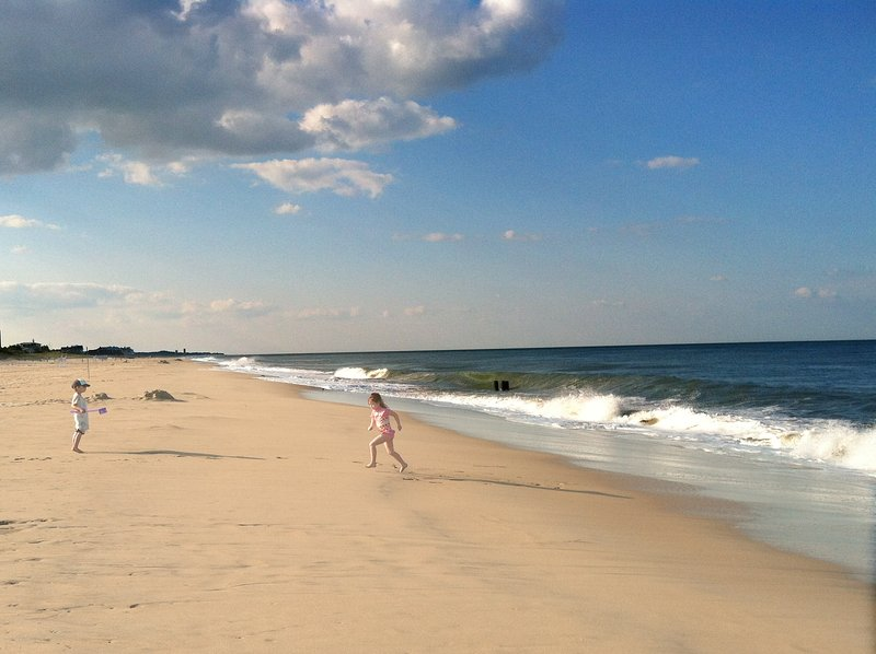 One of the most unspoiled local beaches is only about 1 mile from the residence.