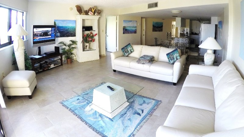 Updated and always maintained, Sally and Andrew Key Largo Holiday Rental