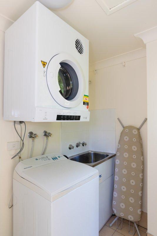Full in apartment laundry facilities