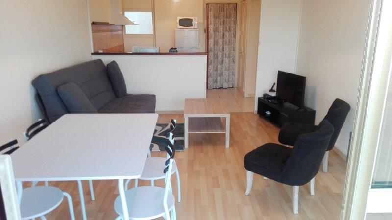 T2 meublé, équipé, wifi, location de vacances à Saint-Julien-de-Chedon