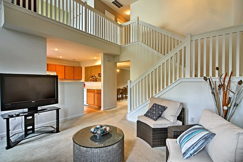 Gather the whole family for a relaxing stay at this Pooler vacation rental home!