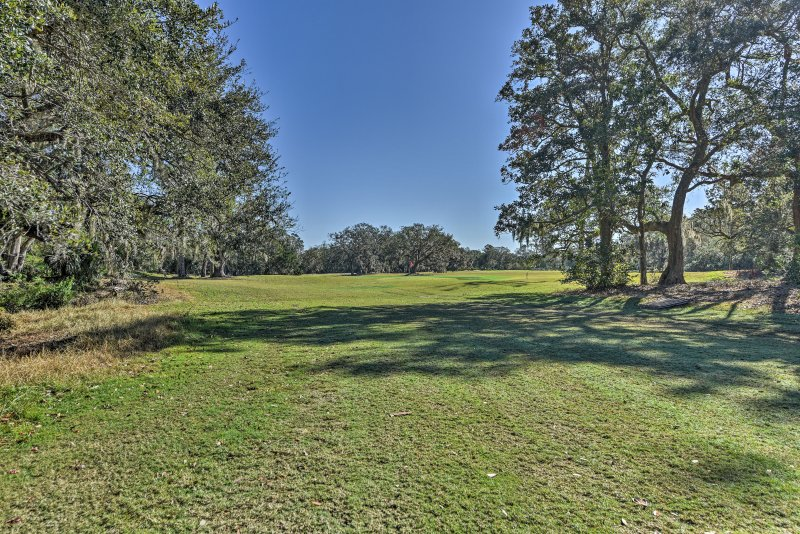 Play a round a golf at the Amelia Island Club located just half a mile away.