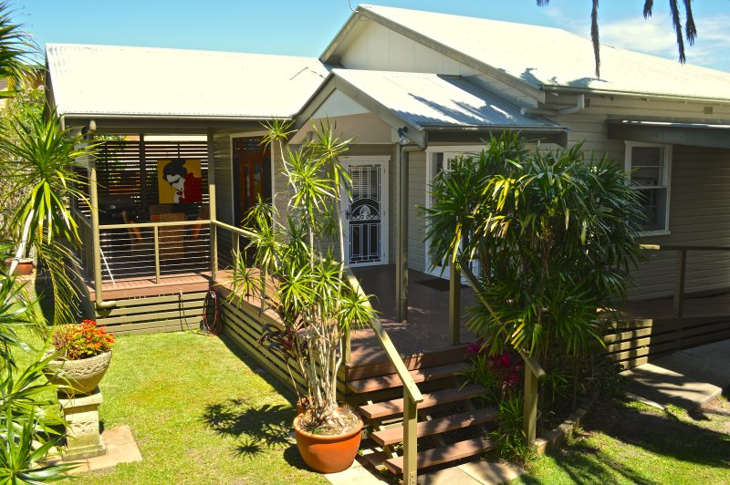 Macnicol Cottage is a 2 bedroom cottage , Fully accessible and Pet Friendly, alquiler vacacional en Skennars Head