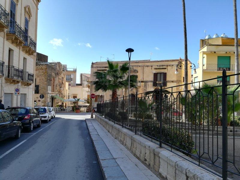 Rua do centro - Sciacca