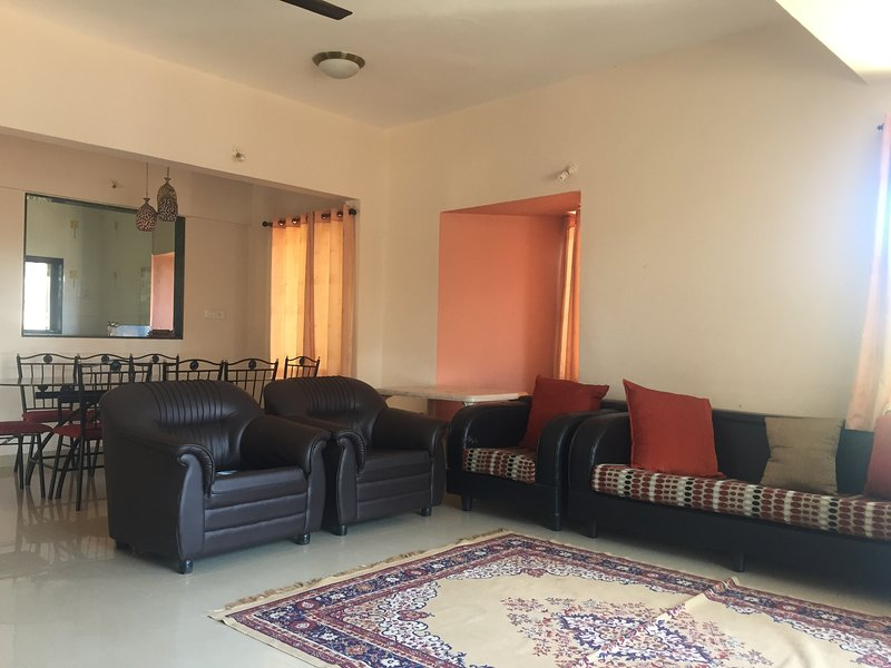 TT Vrundavan Bungalow, holiday rental in Wai