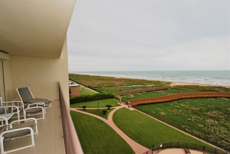 Watch the Waves or Dolphins Swim by right from your Balcony