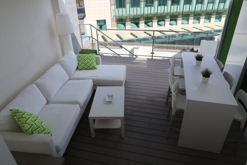 Luxury Penthouse in the center (Triana Street), vacation rental in Las Palmas de Gran Canaria