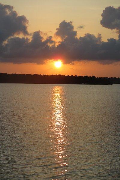 Sunset at Mida Creek