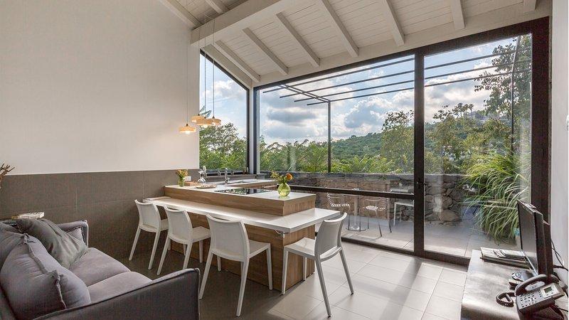 Cottage del Borgo, contemporary home between Taormina and Catania, location de vacances à Piedimonte Etneo