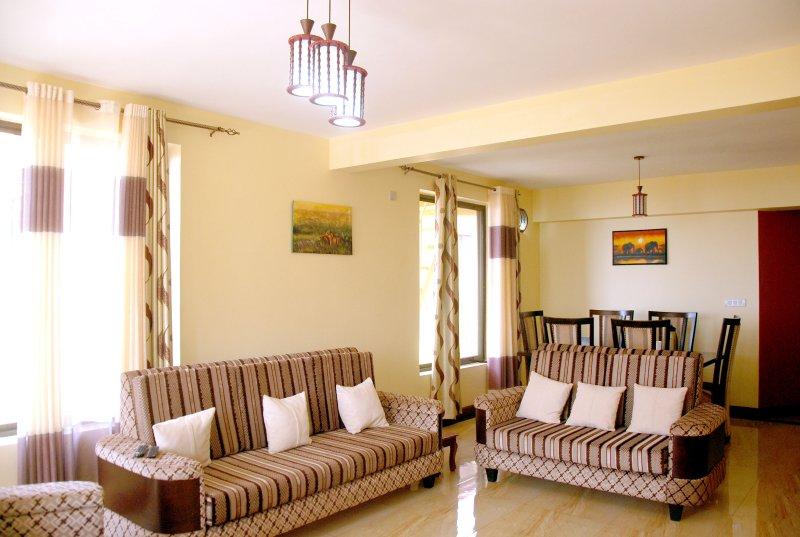 KIGALI VILLAGE SUITES #1, vacation rental in Kigali