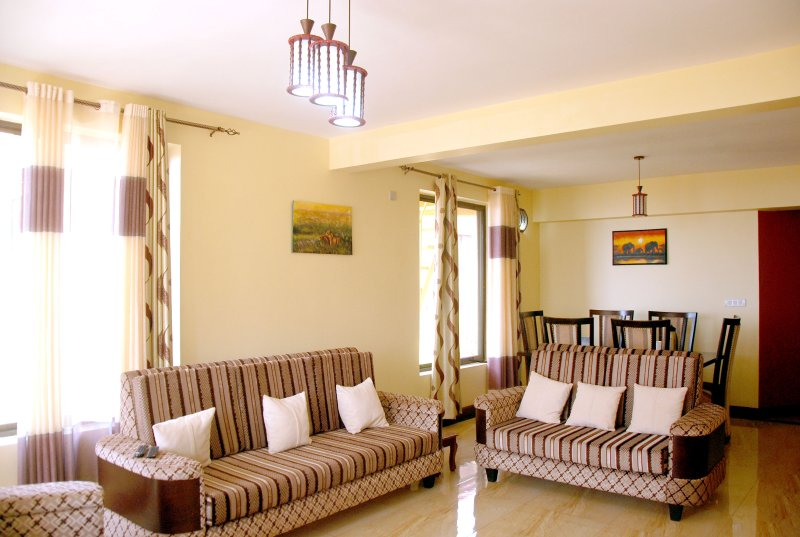 KIGALI VILLAGE SUITES #1, vacation rental in Rwanda