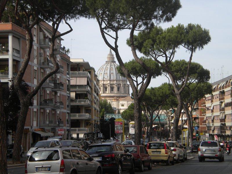 San Pietro sous la maison