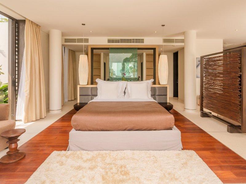 Baan Maprao - Gästezimmer Design