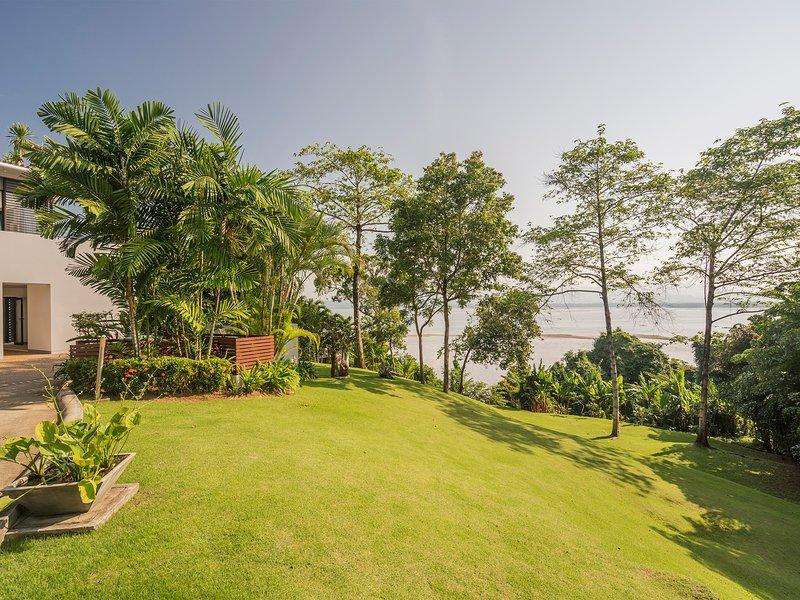 Baan Maprao - Die Villa und das Grundstück
