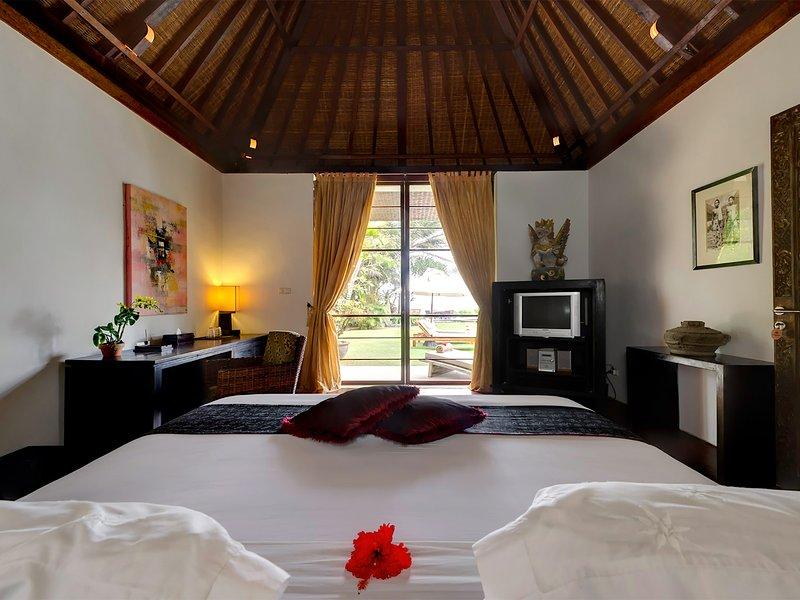 Maya - dormitorio de invitados 1 vista