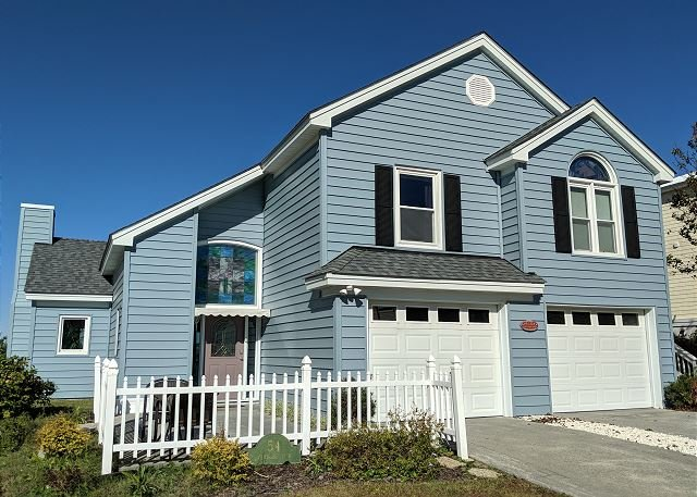 Oceanfront Beach House