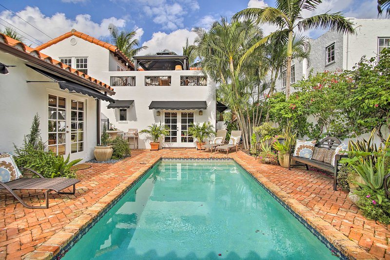 Experience West Palm Beach in style when you stay at this luxurious condo.
