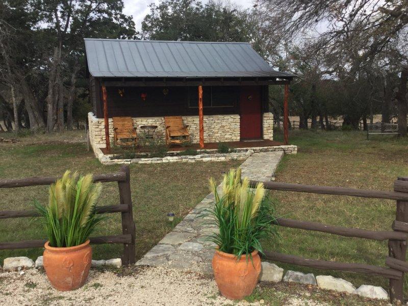El Amanecer Ranch, casa vacanza a Sisterdale