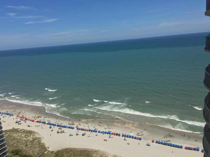 Balcony View (Beach)