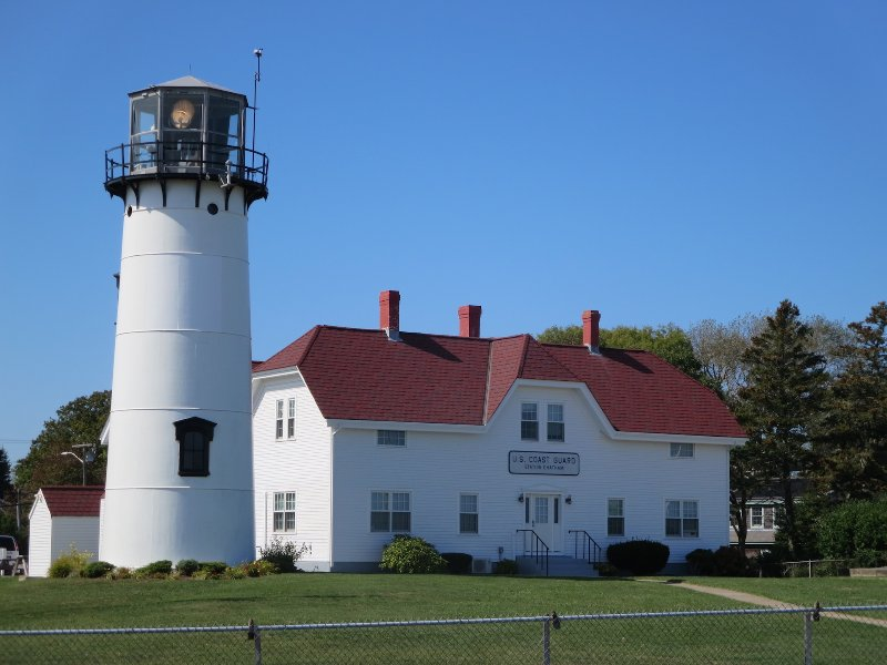 Be sure to visit the famous Chatham Light! - Chatham Cape Cod New England Vacation Rentals
