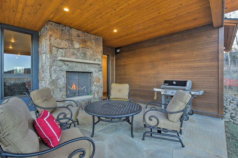 Find the hidden gem of Silverthorne when you stay in this vacation rental house!