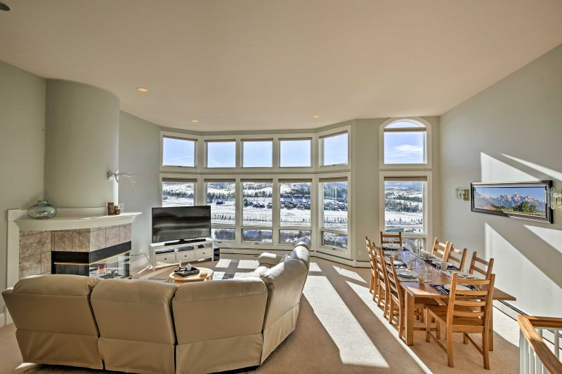 Experience the best of the Rockies from this 3-bedroom, 3-bathroom Fraser vacation rental townhouse!