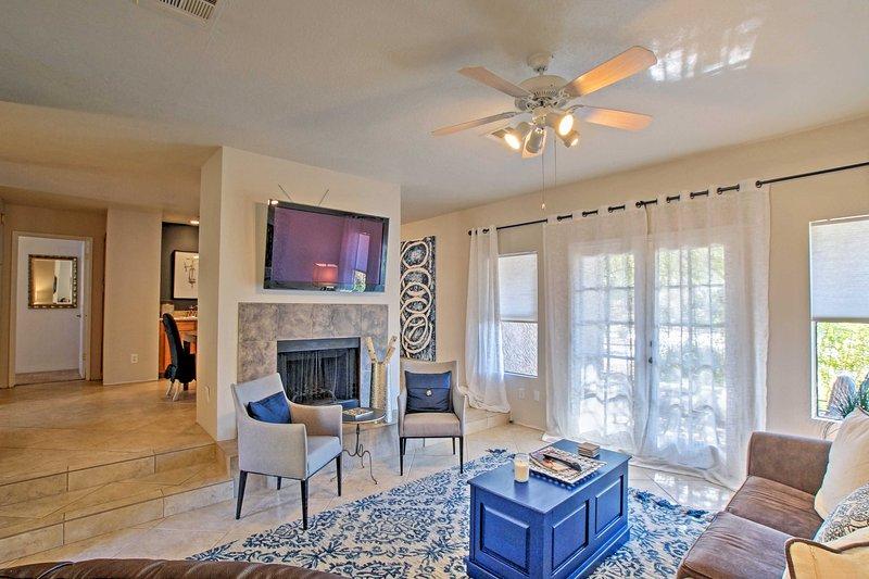 Entfliehen Sie nach Scottsdale und bleiben Sie in dieser Ferienwohnung mit 3 Schlafzimmern und 2 Bädern!