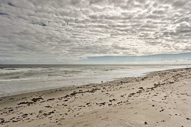 Florida's white-sand beaches never disappoint!
