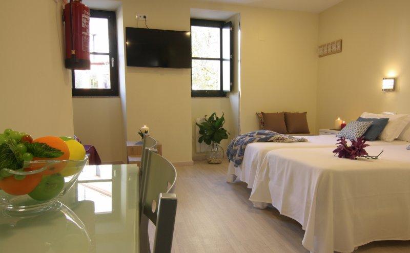 Apartamento turístico 1- Casa do Medio, vacation rental in San Marcos