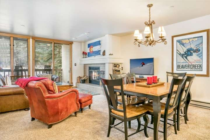 Ski In/Ski Out, Walk to Beaver Creek Village, YR Hot Tub, Convenient Location, T, holiday rental in Beaver Creek