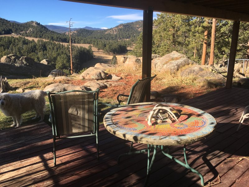Private Suite in the Mountains - Views, Goat Ranch
