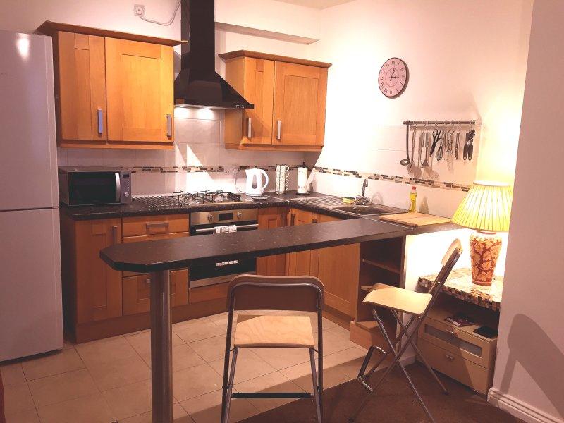 Kitchen at El Rincon