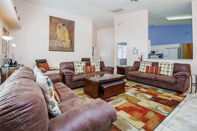 3 cómodos sofás para relajarse